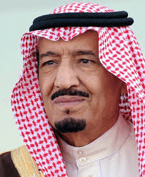 SAUDI ARABIAN KING HAS POWER OVER THE U.S. STOCK MARKET RALLY $USO $XLE $XOM $CVX $HAL $MRO $CLR $OAS $SPY