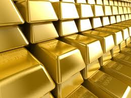 GOLD MOVES UP ON CHINA SEIZING A U.S. DRONE $CDE $HMY $ABX $GLD $SLV $DUST #GOLD
